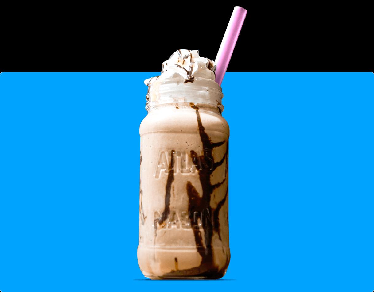 Milk Chocolate  Happy Turtle Straw