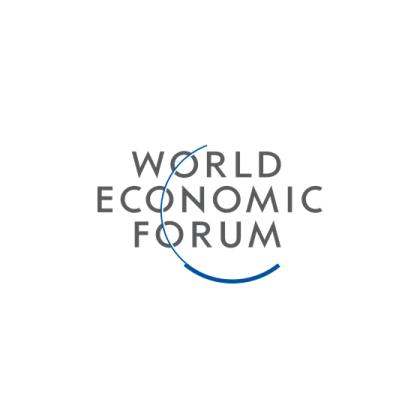 World Economic Forum Logo  Happy Turtle Straw