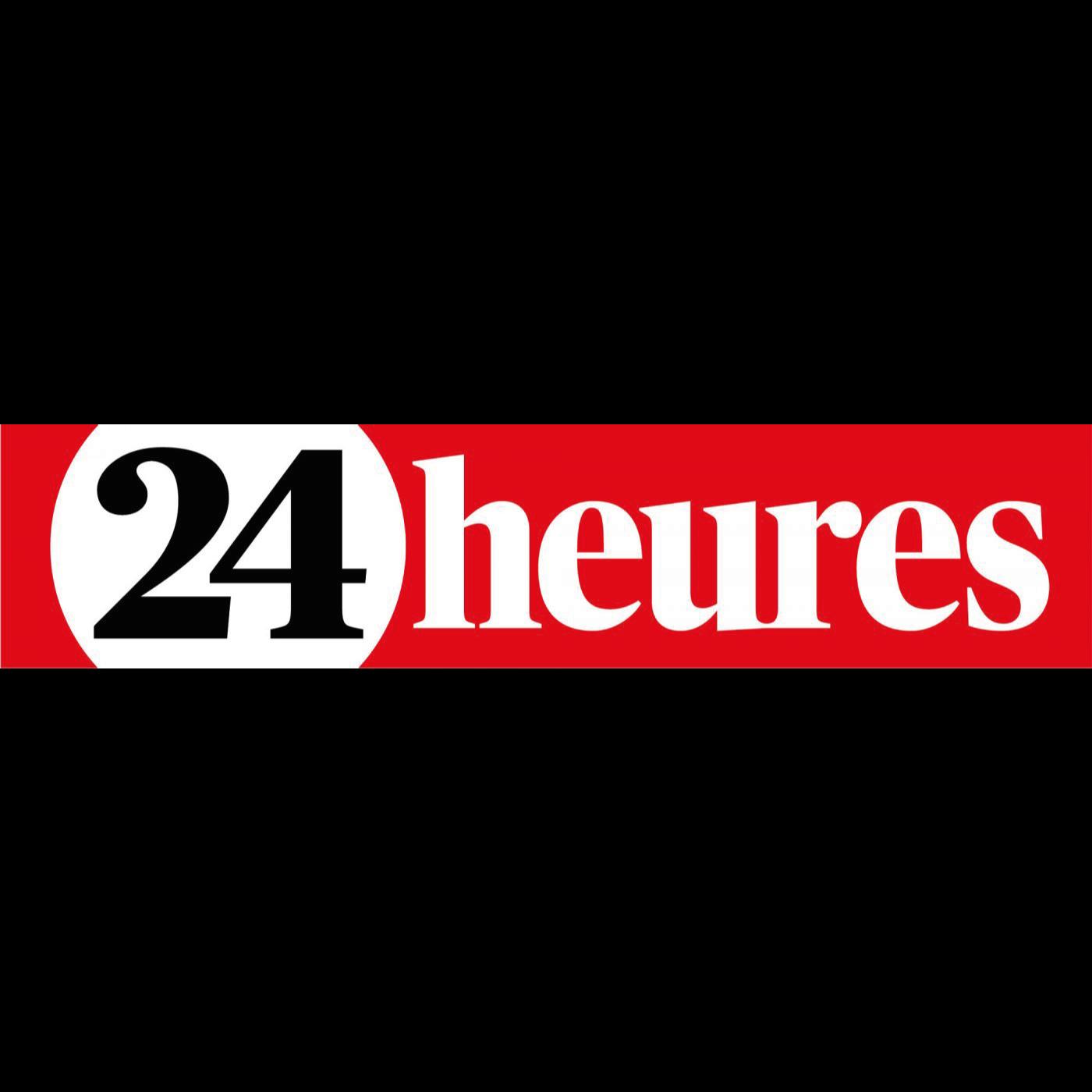 24 Heures Logo  Happy Turtle Straw